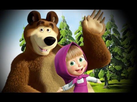 Cialde masha e orso linea party e shop