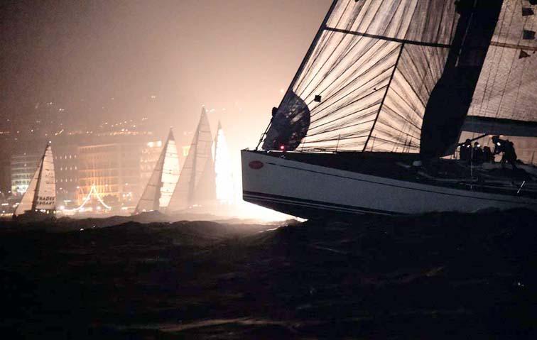 Rolex capri sailing week da oggi la carica dei 101 roma - Da roma porta verso il mare ...