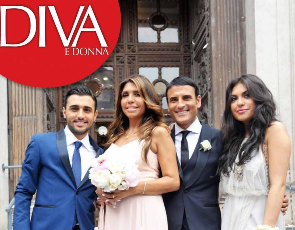 Sal da vinci racconta i suoi 25 anni di matrimonio in for Diva e donne