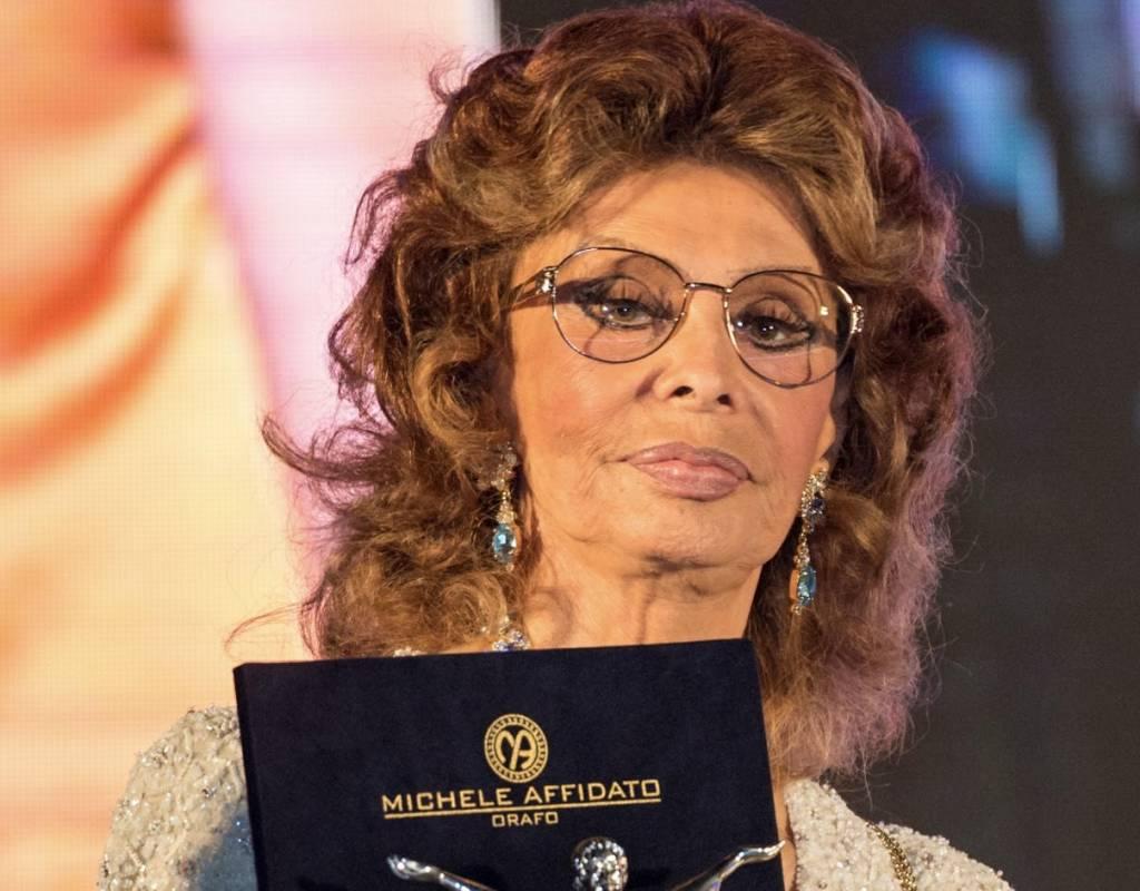 Sophia Loren super ospite alle Giornate del Cinema Lucano a Maratea ... 4397367a25