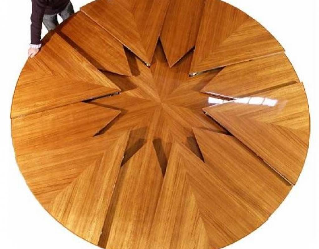Il tavolo pi costoso del mondo 300mila euro roma for Tavolo tondo alto