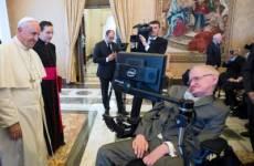 Stephen Hawking ricoverato al Gemelli per controlli