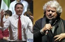 Referendum, ultimo scontro Renzi-Grillo