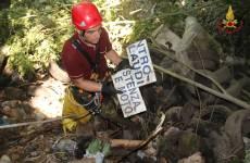 Area archeologica di Cales libera in sei giorni da pneumatici abbandonati