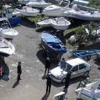 cantiere navale abusivo torre