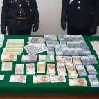 Castellammare, sequestrati 180mila euro falsi