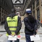 polizia municipale galleria umberto