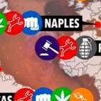 mappa pubblicata dal sun