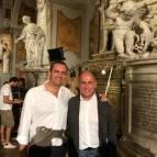 Napoli velata, de Magistris sul set del nuovo film di Ozpetek