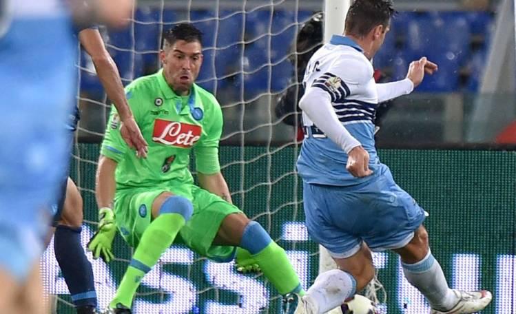 Napoli, Lazio, Coppa Italia