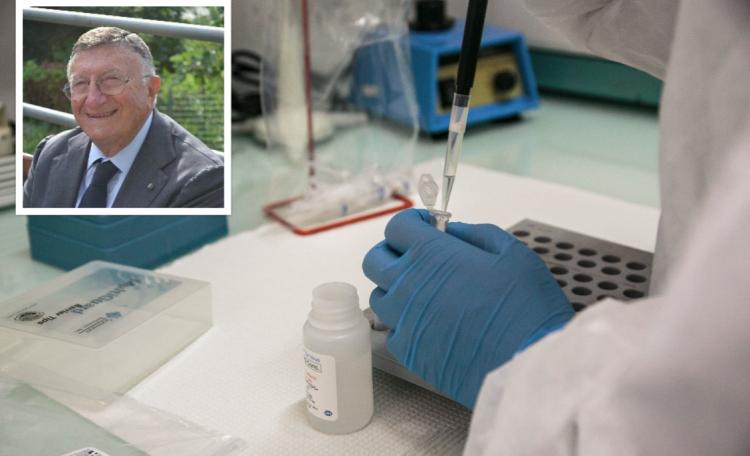 Il virologo Tarro rassicura: «Batteremo il Coronavirus con i nostri anticorpi»