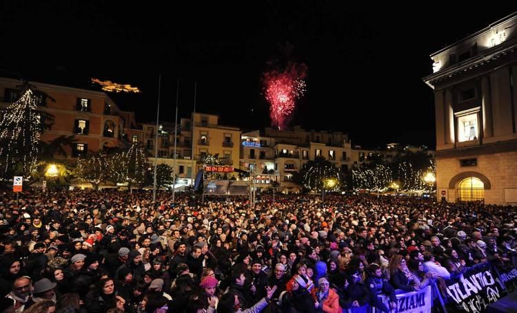 Festa a Salerno