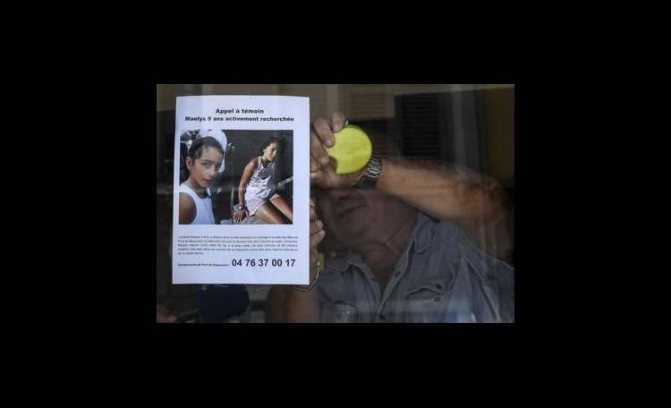 Bimba scomparsa in Francia, fermato secondo uomo