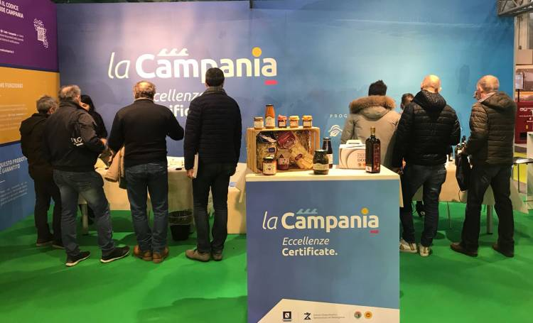 Agroalimentare, Regione Campania-Izsm a Fiera agricola Verona
