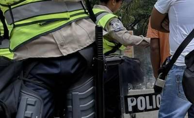 venezuela polizia