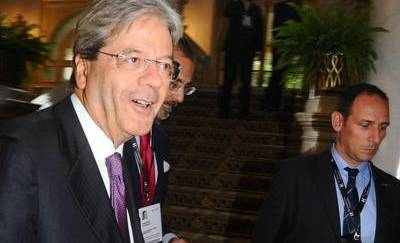 Gentiloni: «Alle spalle la crisi più difficile dal dopoguerra»