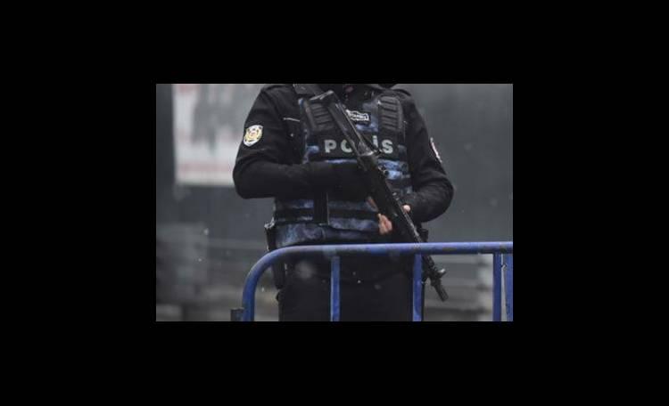 turchia polizia