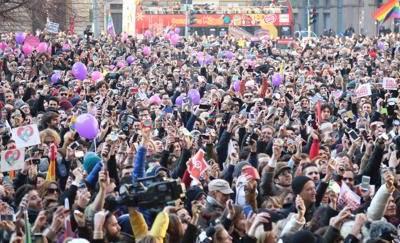 Unioni civili: blog Grillo, libertà coscienza su ddl Cirinnà