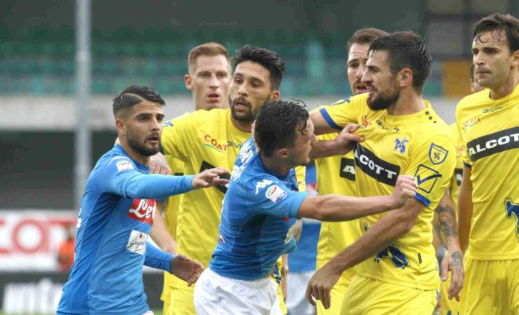 Sorrentino: Il Chievo ha fatto la partita perfetta contro il Napoli