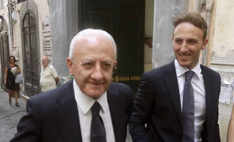 Vincenzo e Piero De Luca