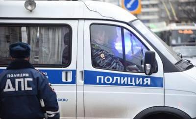 polizia russia