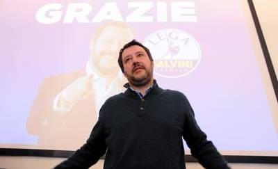 La mossa di Salvini anti-Ue: