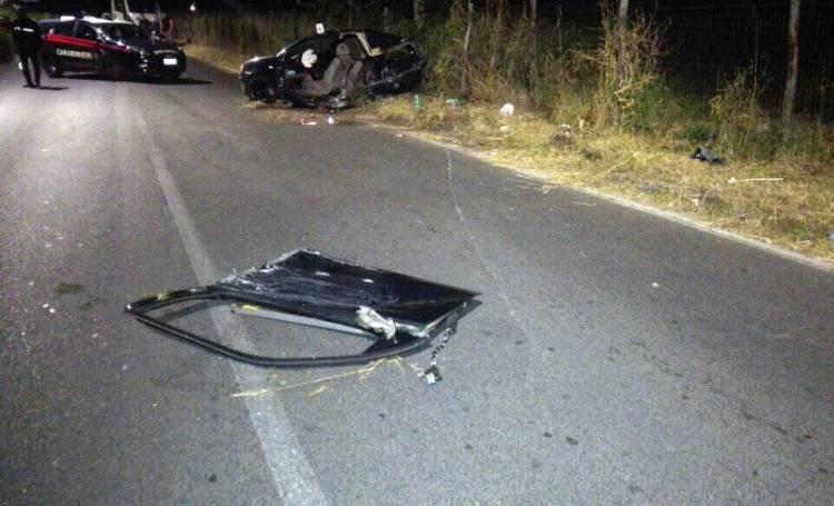 Incidente stradale sulla Panoramica, muore 20enne di Torre del Greco