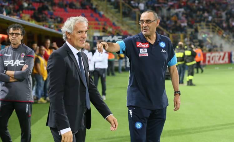 Napoli, i dubbi di Sarri per l'inizio del tour de force