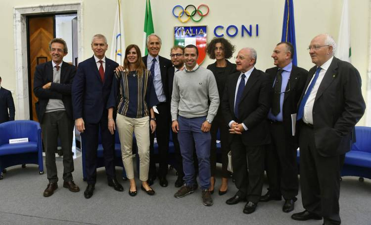 Universiadi 2019 a Napoli. Malagò: