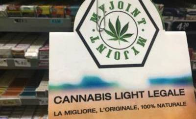 marijuana light