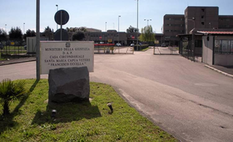 Il carcere di Santa Maria Capua Vetere