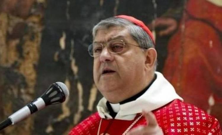 Il cardinale sepe apre la porta santa appello agli uomini for Crea il mio piano personale
