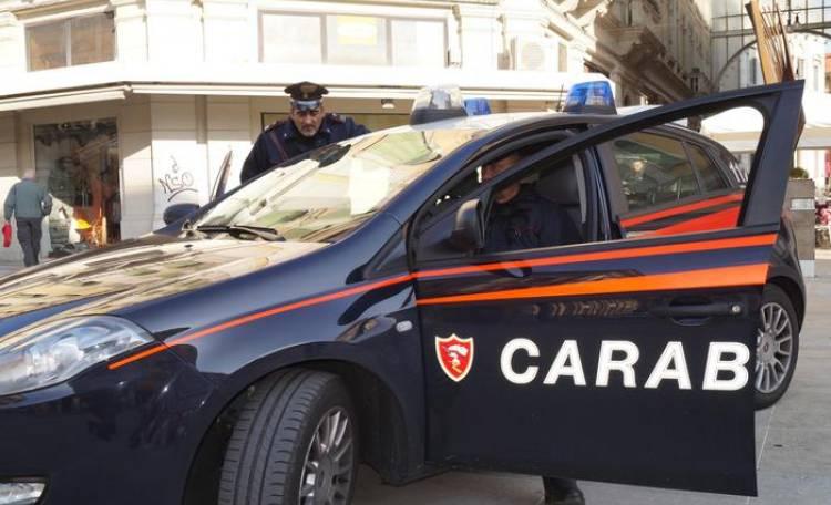 carabinieri sprar