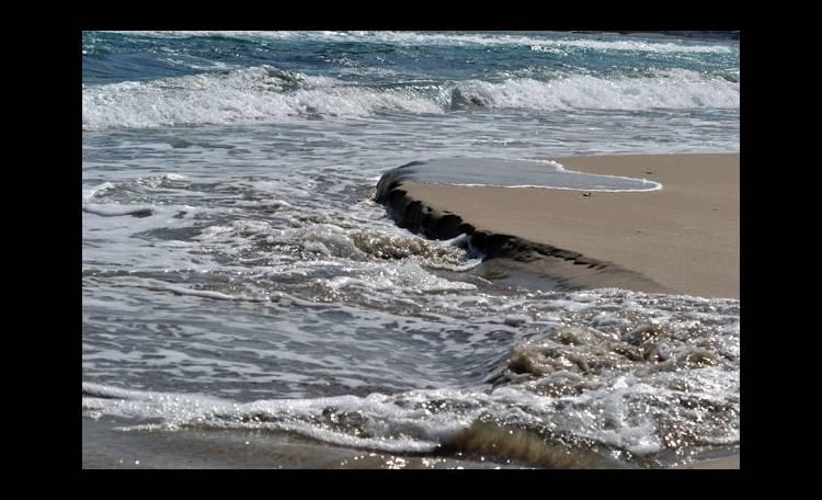 Allarme per l'erosione costiera in Campania