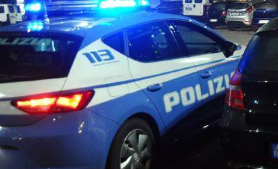Forigrotta, rapina al discount MD: sparatoria tra Polizia e rapinatore, due feriti