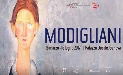 Genova, sequestrati presunti falsi alla mostra su Modigliani