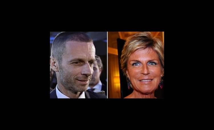 UEFA: Ceferin nuovo presidente. Stankovic sarà il suo vice