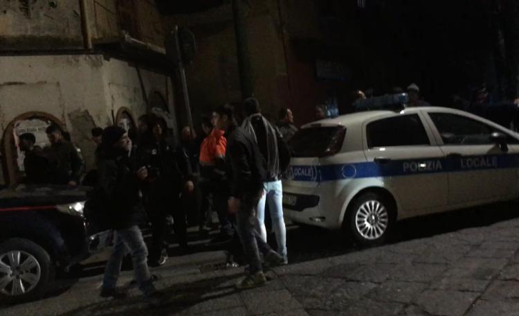 Ercolano, scontri anarchici-Casapound e carabinieri: un arresto