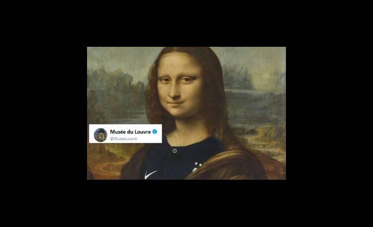 Il museo del Louvre risponde in italiano agli insulti per la Gioconda