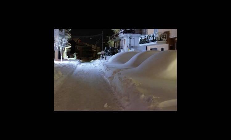 Maltempo, emergenza continua in Abruzzo