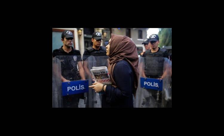 La Turchia libererà 38mila prigionieri per far spazio ai presunti golpisti