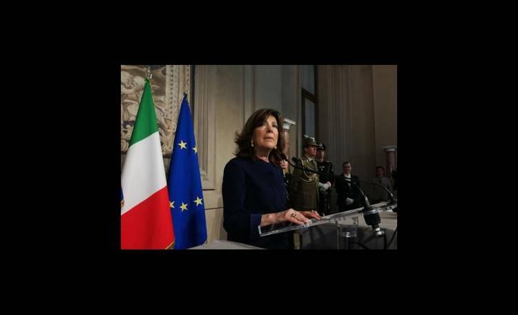 Governo 2018 news, Casellati a Mattarella: