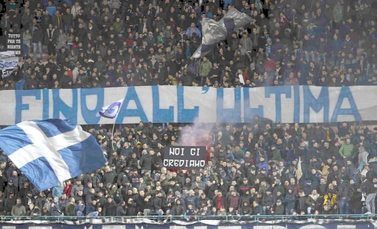 Serie A: vince il Napoli, pari Lazio