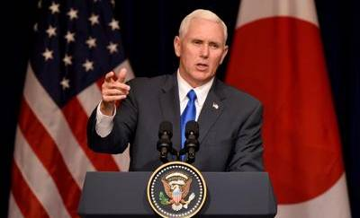 Pence visita confine tra le due Coree: