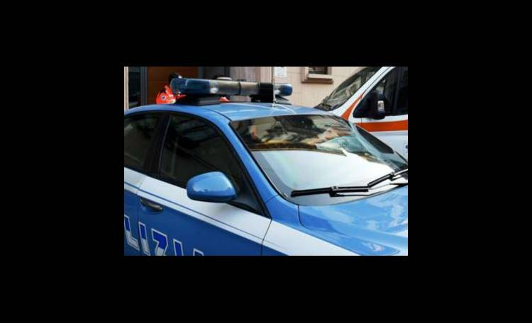 polizia ambulanza