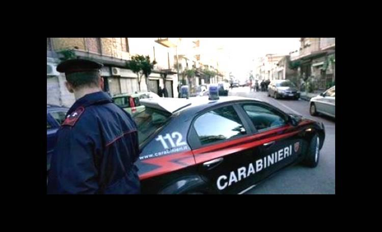 carabinieri calvizzano