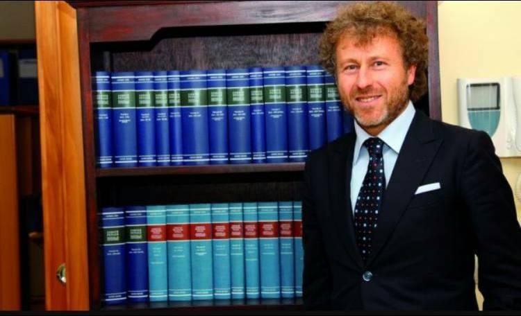 L'avvocato Dario Vannetiello