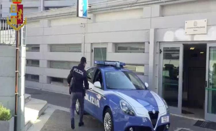 polizia circumflegrea
