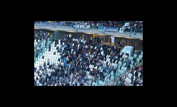 Napoletanii allo Stadium