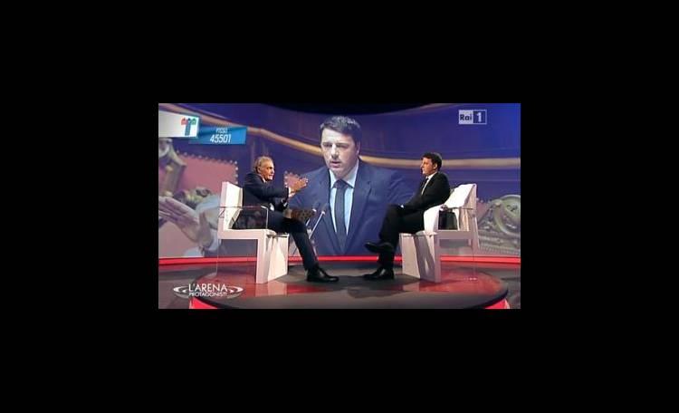 Renzi: Italia come se fosse guarita, Pil nel 2016 oltre 1,5%